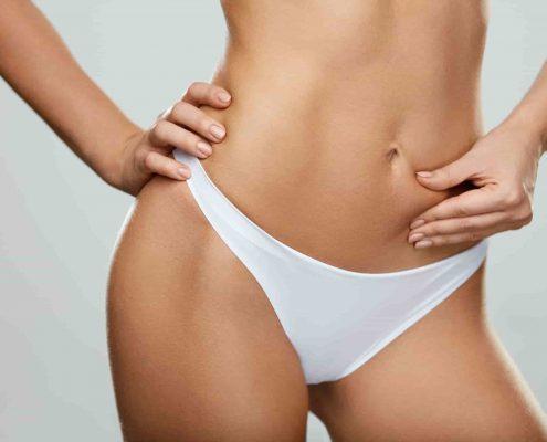 Bauchdeckenstraffung ohne OP